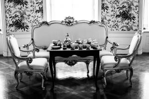 Berlin Sanssouci Chinese Tea table