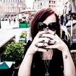 Bruges me at terrace- photo by ace