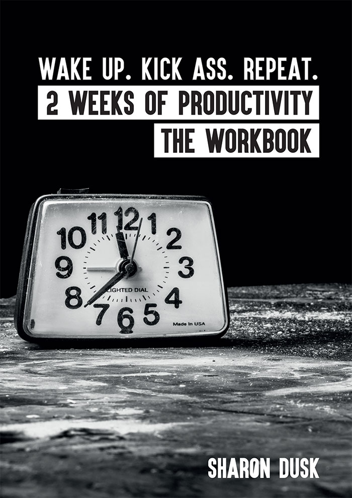 Two weeks of productivity challenge