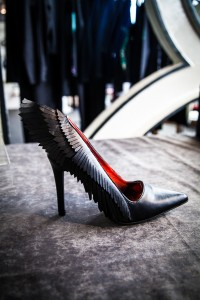 YRU shoes at London Edge 2