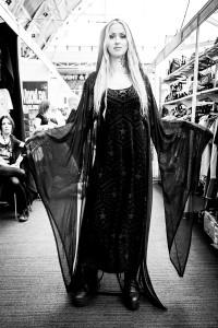 Shelly d'Inferno for Killstar at London Edge 3