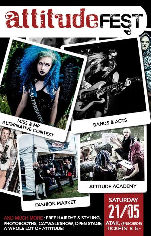 Attitude Fest at Atak 21/05/2016