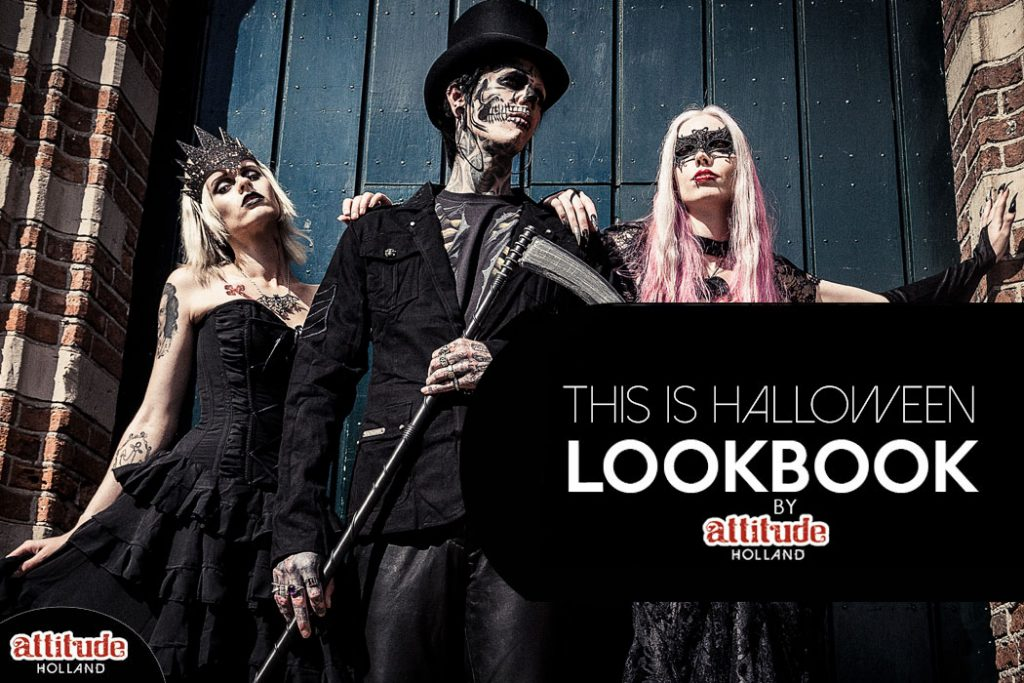 Halloween lookbook 1