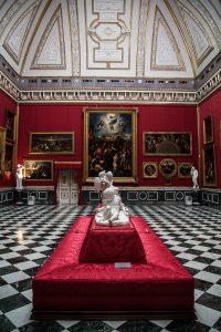 Park Sanssouci - picture room