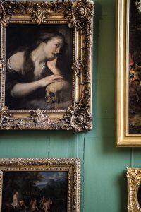 Paintings at Sanssouci