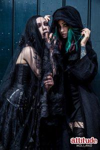 ReeRee and Psychara 1